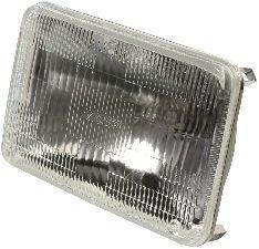 Wagner Lighting Headlight Bulb  High Beam