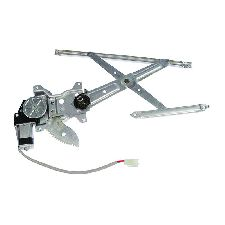 WAI Global Power Window Motor and Regulator Assembly  Front Left