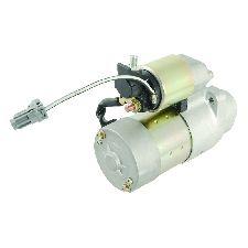 WAI Global Starter Motor