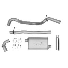 Walker Exhaust System Kit