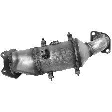 Walker Catalytic Converter  Front