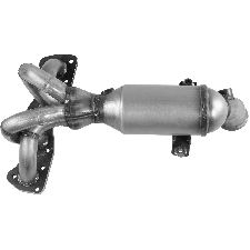 Walker Catalytic Converter with Integrated Exhaust Manifold