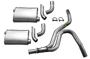 Walker Exhaust System Kit  N/A