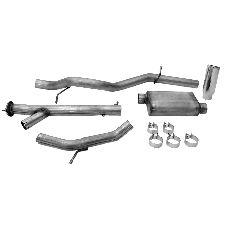 Walker Exhaust System Kit
