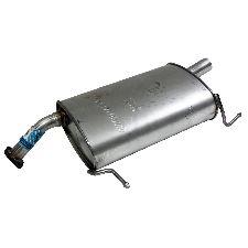 Walker Exhaust Muffler Assembly  N/A