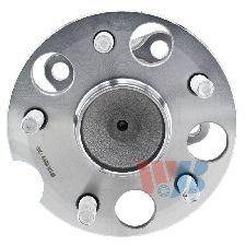 WJB Wheel Bearing and Hub Assembly  Rear Right