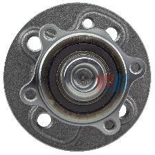 WJB Wheel Bearing and Hub Assembly  Rear