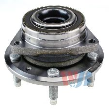 WJB Wheel Bearing and Hub Assembly  Rear