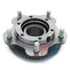 WJB Wheel Bearing and Hub Assembly  Front