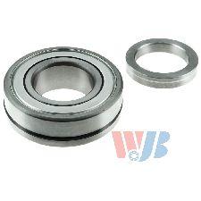 WJB Wheel Bearing  Rear