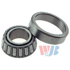 WJB Wheel Bearing and Race Set  Rear Outer