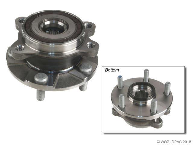 Koyo Wheel Bearing and Hub Assembly