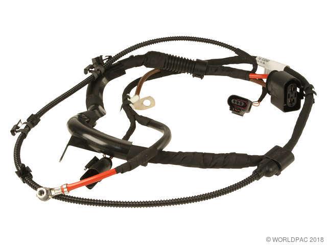 Original Equipment Rack and Pinion Wiring Harness