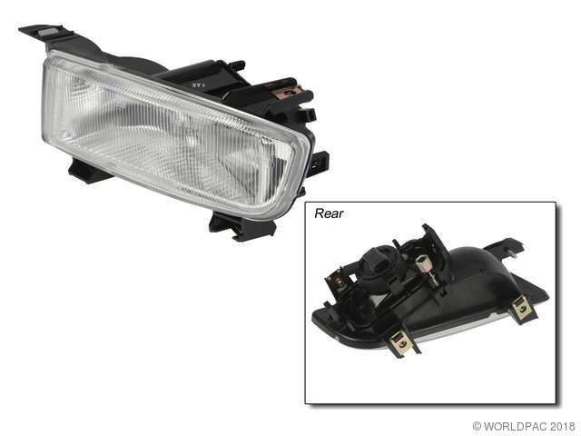APA/URO Parts Fog Light