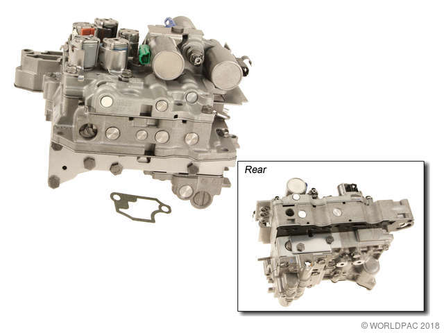 ACDelco Automatic Transmission Valve Body