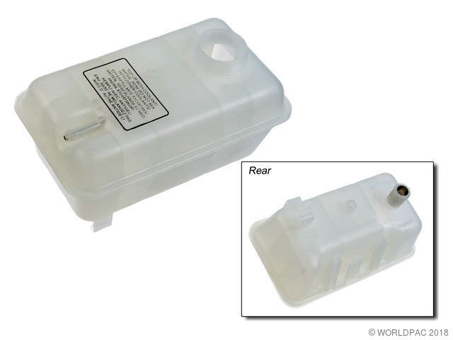 APA/URO Parts Engine Coolant Reservoir