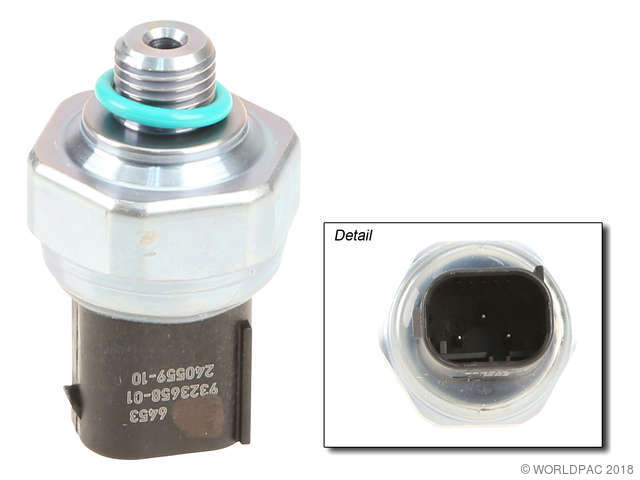 ACM HVAC Pressure Switch