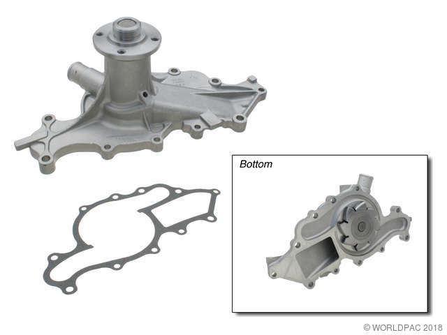 Bdd on 1996 Ford Contour Water Pump