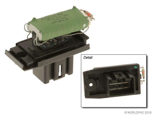 Genuine HVAC Blower Motor Resistor