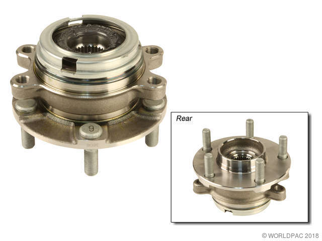 NTN Wheel Bearing and Hub Assembly