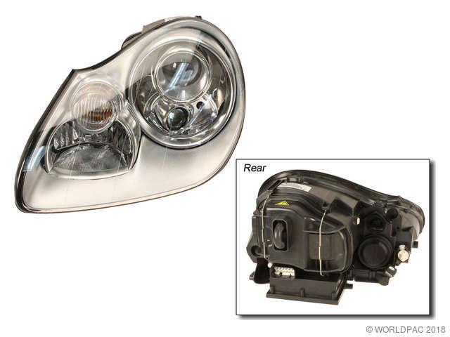 Valeo Headlight Assembly