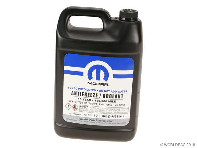 Mopar Engine Coolant / Antifreeze