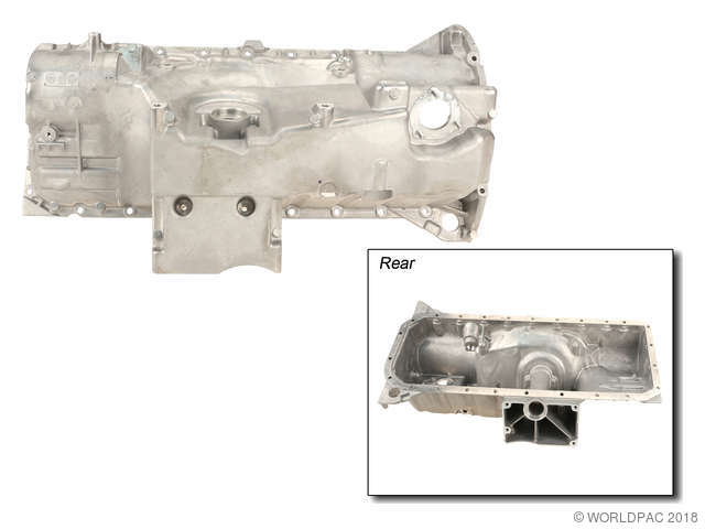 MTC Engine Oil Pan