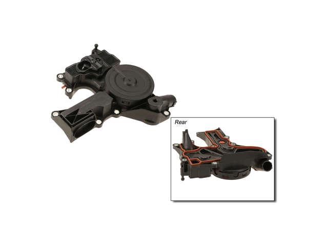 MTC Engine Oil Separator