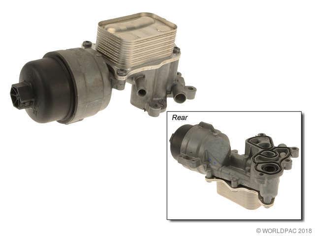 Genuine Engine Oil Filter Housing