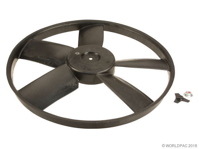 ACDelco Engine Cooling Fan Blade