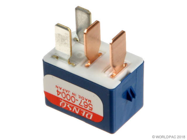 Denso Engine Cooling Fan Motor Relay