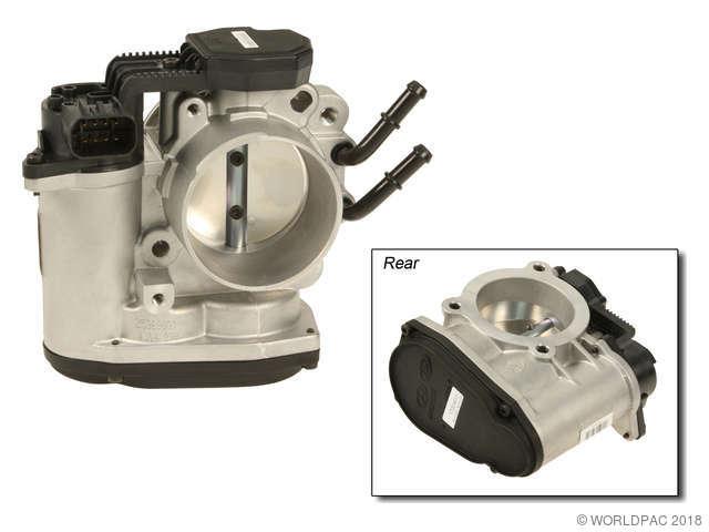 Original Equipment Fuel Injection Throttle Body