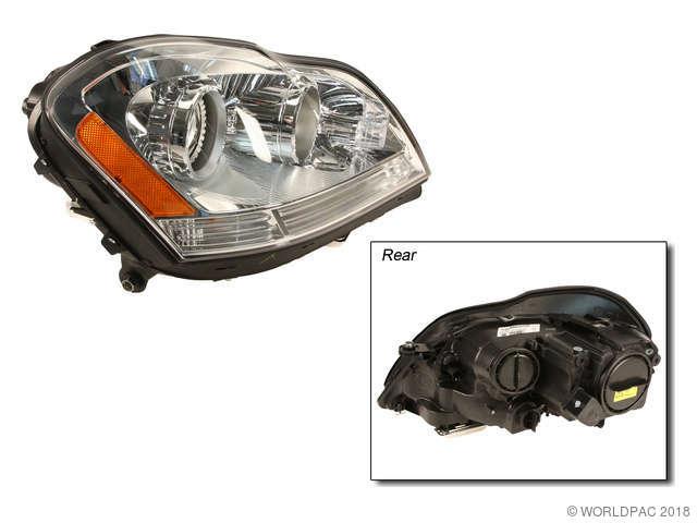Mercedes benz gl450 headlight assembly for Mercedes benz gl450 parts catalog