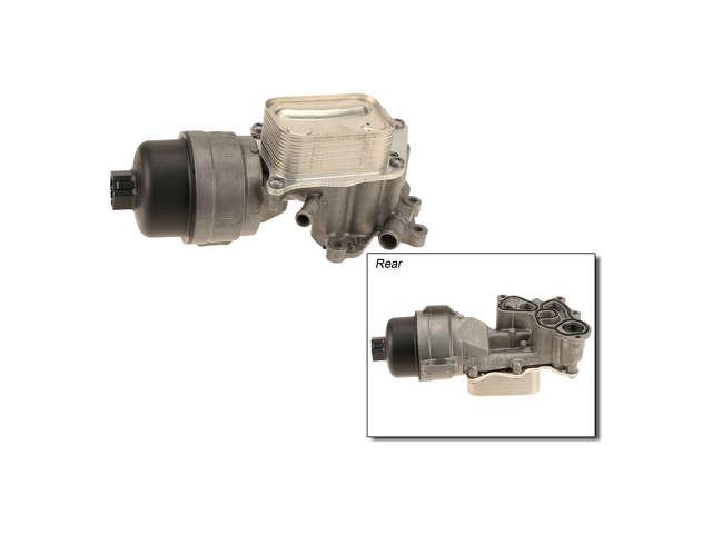 Original Equipment Engine Oil Filter Housing