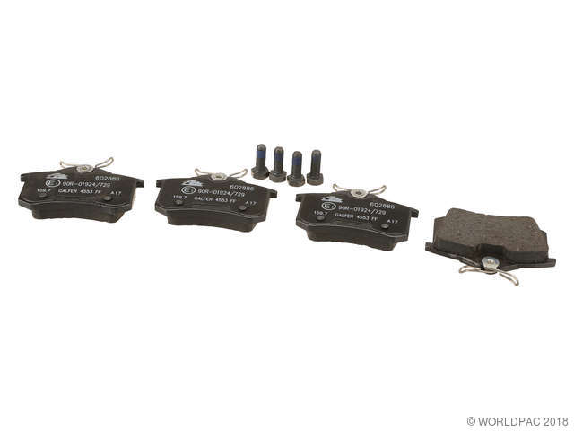 ATE Disc Brake Pad Set