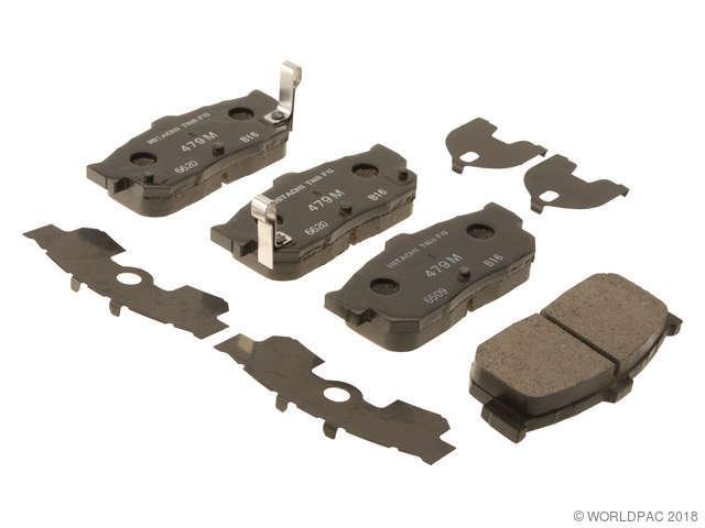 Hitachi Disc Brake Pad Set