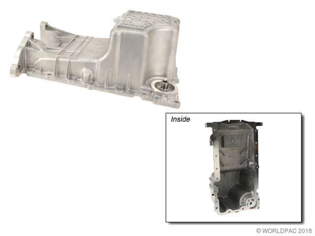 Mopar Engine Oil Pan