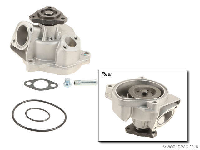Graf Engine Cooling motor Water Pump nEw for Volkswagen Vanagon Transporter 1.9L