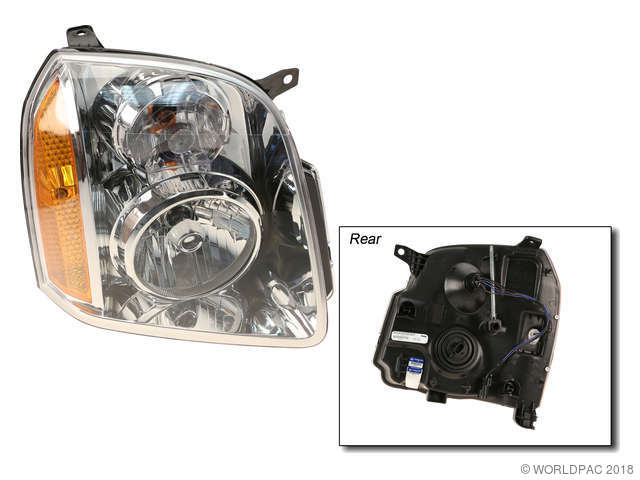 TYC Headlight Assembly