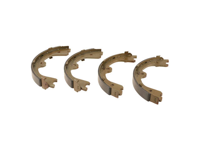 FTE Parking Brake Shoe Set