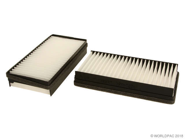ACDelco Cabin Air Filter Set