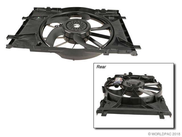Motorcraft Engine Cooling Fan Assembly