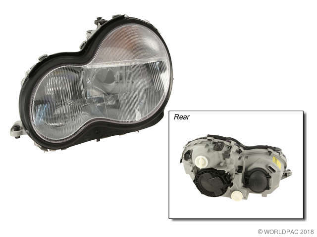 Mercedes benz c240 headlight assembly for Mercedes benz s430 headlight replacement