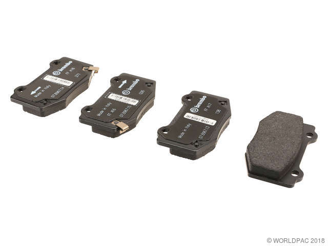 ACDelco Disc Brake Pad Set