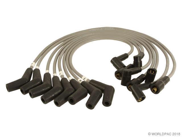 Karlyn//STI HLS102 Spark Plug Wire Set