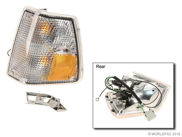 Professional Parts Sweden Turn Signal Light Assembly
