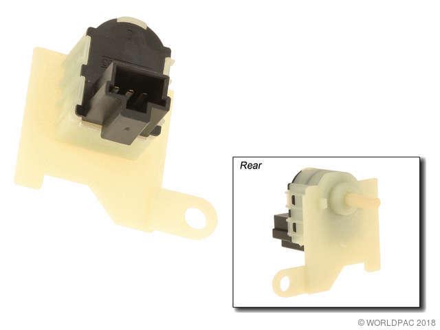 Motorcraft HVAC Heater Control Switch