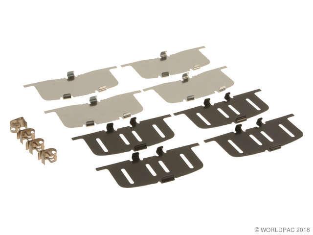 Genuine Disc Brake Pad Shim Kit