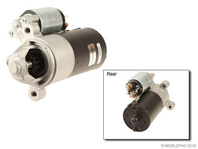 Motorcraft Starter Motor