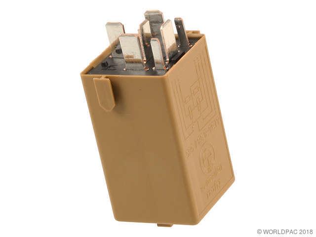 Original Equipment Windshield Wiper Motor Relay